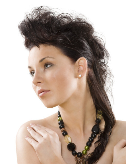 hairstyle woman