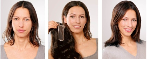integrace vlasů a příčesky pro ženy