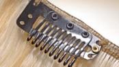 clip in vlasy prodlužování